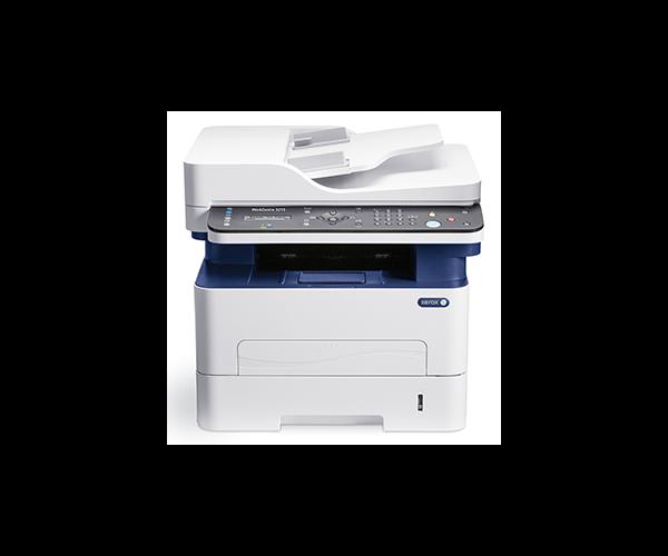 מדפסת לייזר שחור לבן Xerox WorkCentre 3215 USB/Wi-Fi/LAN