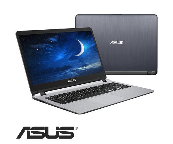 מחשב נייד אפור X507UB-EJ371 15.6 I7-8550U 8GB SSD256M2 MX110