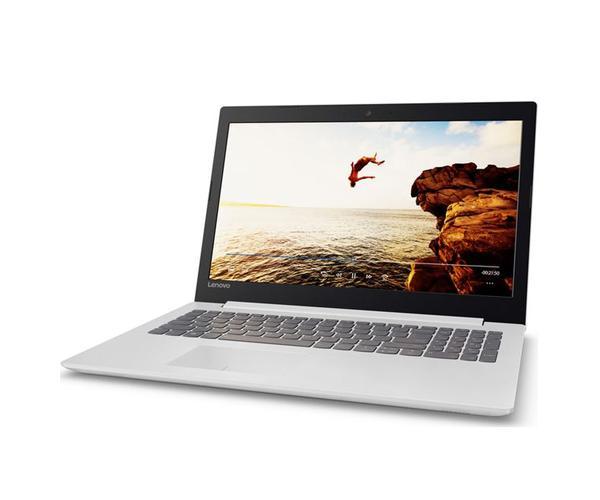 נייד LENOVO IP 330-15 I3-7020U 4GB 500GB 15.6 Free Dos White