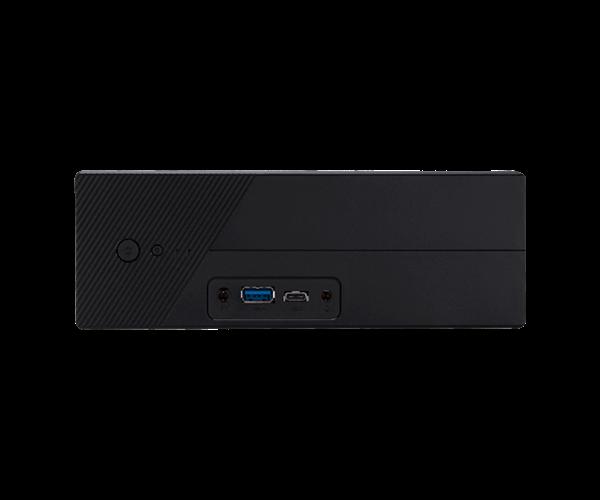 מחשב מורכב Gigabyte mini STX i3-7100/4GB/120GB