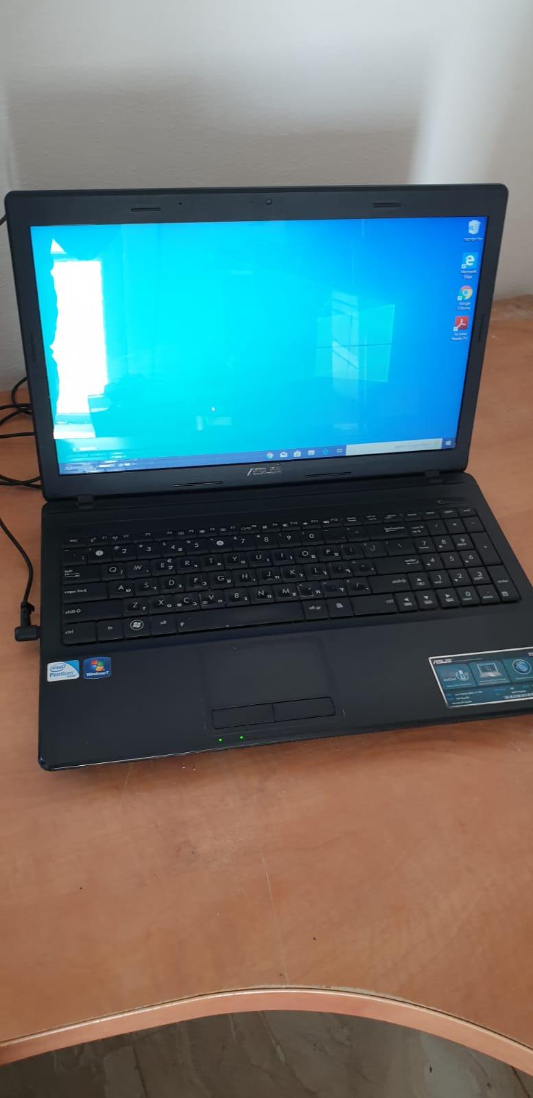 מחשב מחודש asus x54c