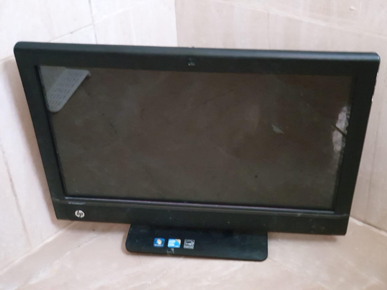 מחשב מחודש HP 610 AIO i3/6gb/240GB SSD