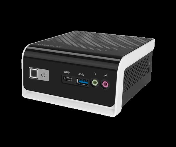 מיני מחשב Gigabyte BRIX N4000/4GB/240GB